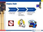fraud theft