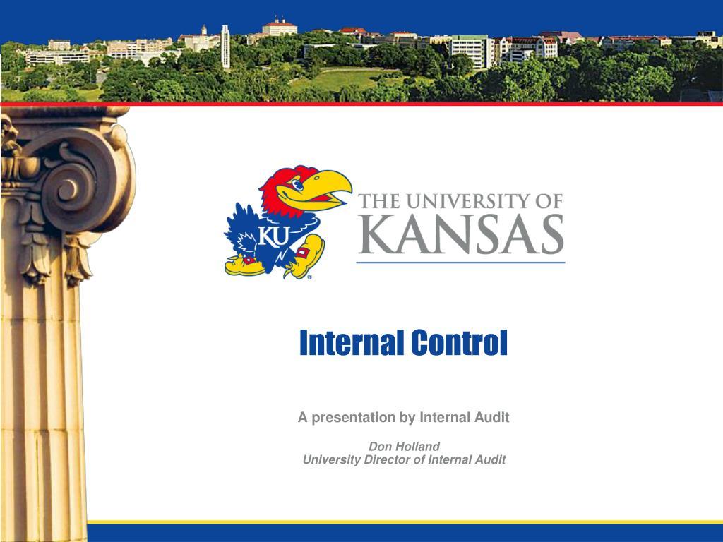 internal control l.