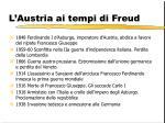 l austria ai tempi di freud