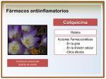 f rmacos antiinflamatorios
