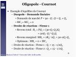 oligopole cournot12