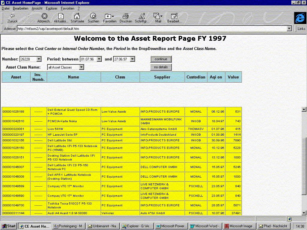 Fixed Assets 3