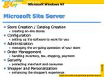 microsoft site server