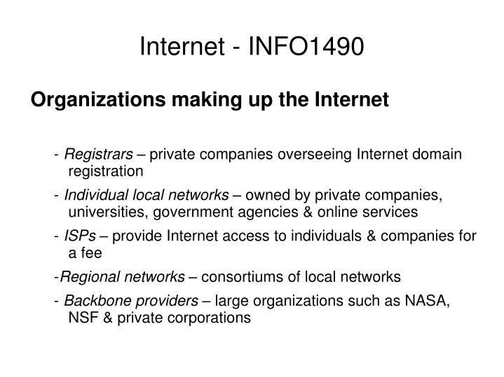 Internet info14903