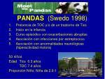 pandas swedo 1998