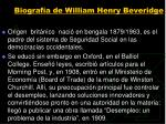 biograf a de william henry beveridge