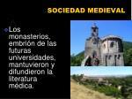 sociedad medieval11