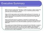 executive summary11