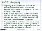 8b 10b disparity