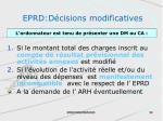 eprd d cisions modificatives59