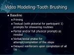 video modeling tooth brushing73