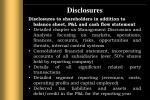 disclosures16