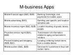 m business apps