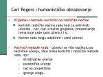 carl rogers i humanisti ko obrazovanje30