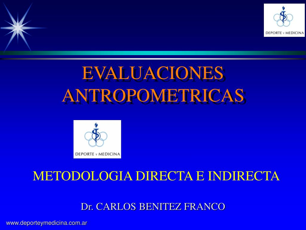 evaluaciones antropometricas l.