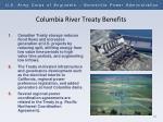 columbia river treaty benefits