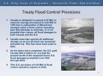 treaty flood control provisions