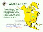 what is a ftz