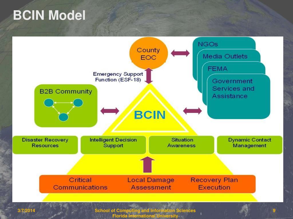 BCIN Model