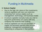 funding in multimedia17