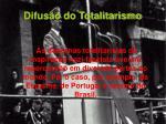 difus o do totalitarismo