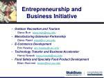entrepreneurship and business initiative10