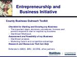 entrepreneurship and business initiative5