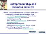 entrepreneurship and business initiative9