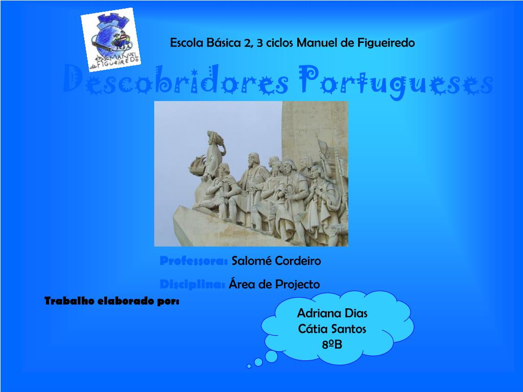descobridores portugueses l.