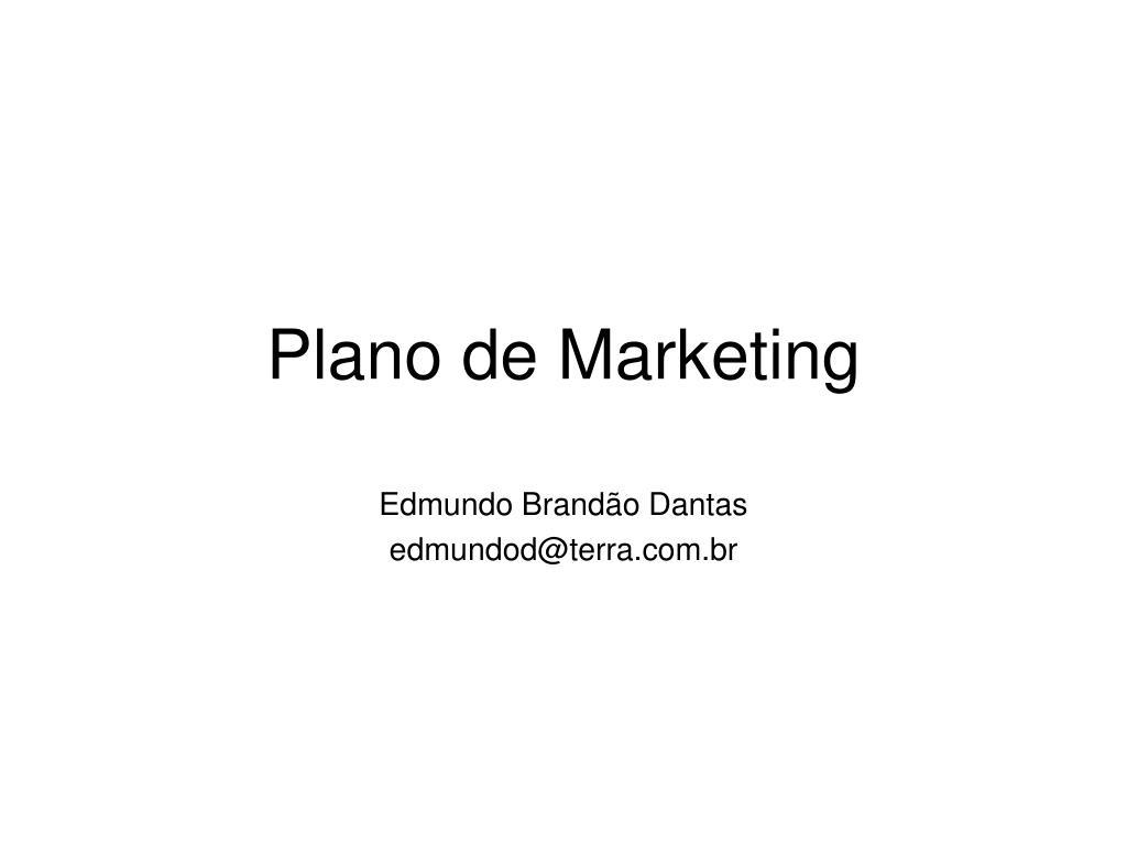 plano de marketing l.