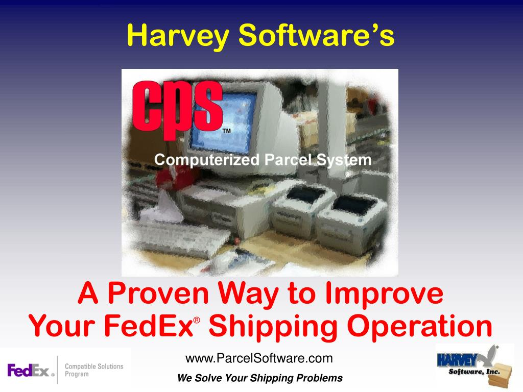 Harvey Software's