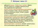 7 warzywa i owoce 1