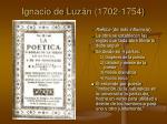 ignacio de luz n 1702 1754