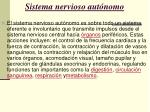 sistema nervioso aut nomo35