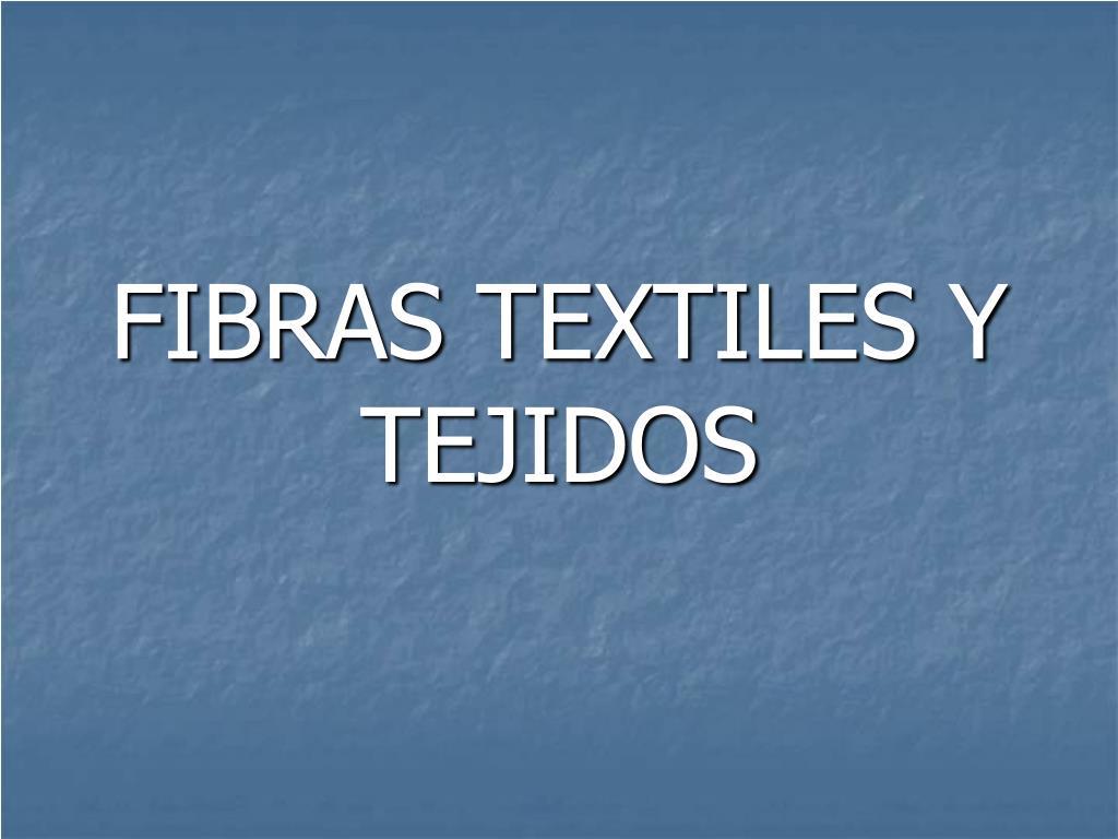 fibras textiles y tejidos l.