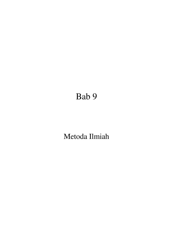 bab 9 l.