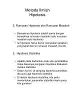 metoda ilmiah hipotesis48
