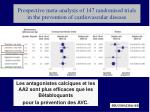 prospective meta analysis of 147 randomised trials in the prevention of cardiovascular disease