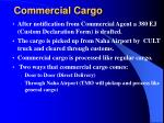 commercial cargo
