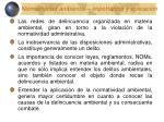 normatividad ambiental importancia y aplicaci n