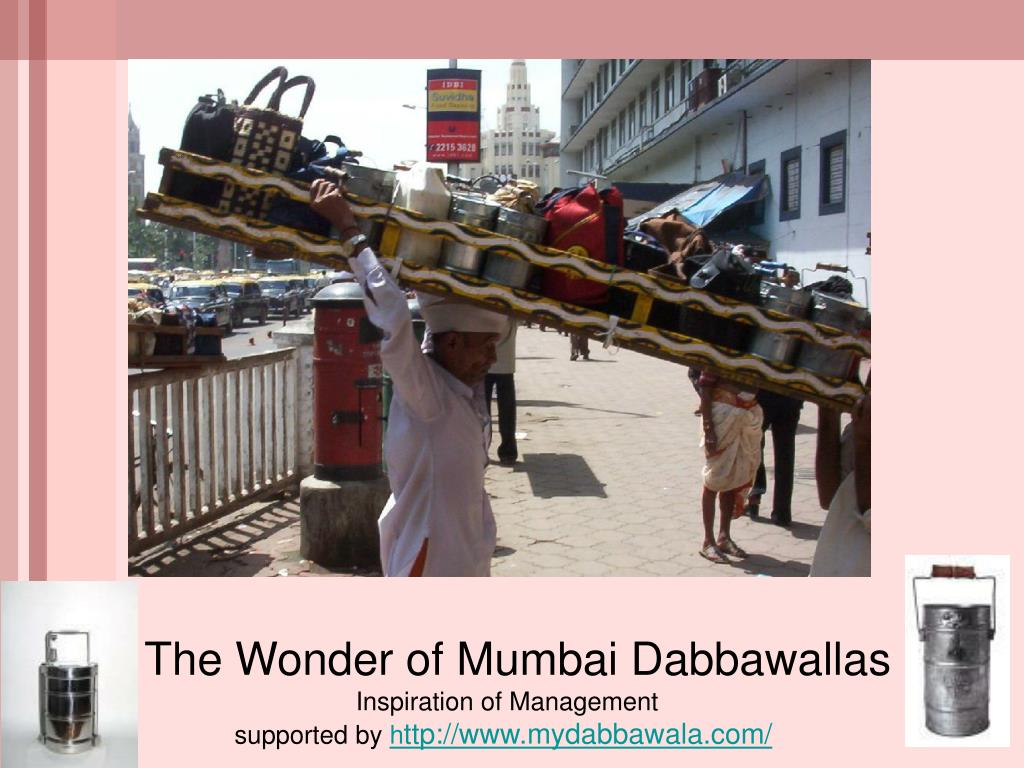 operation strategy of mumbai dabbawala