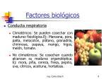 factores biol gicos8