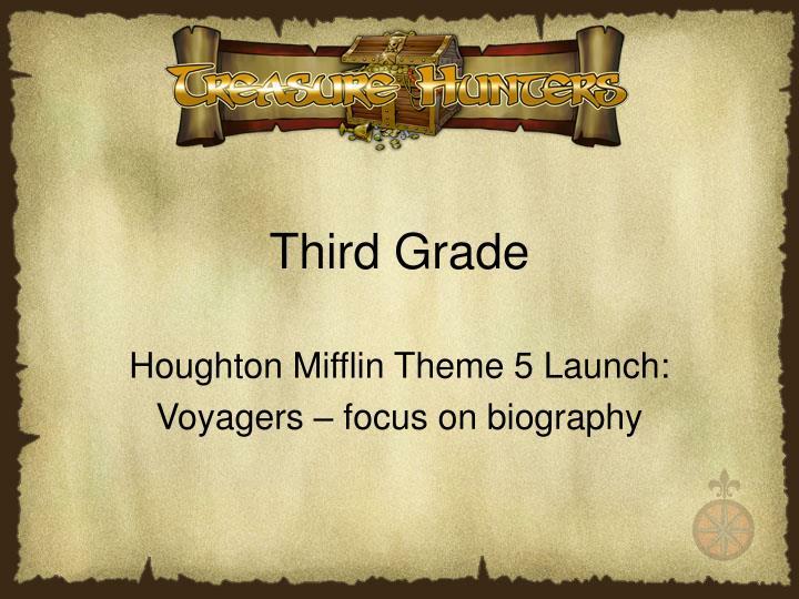 third grade n.