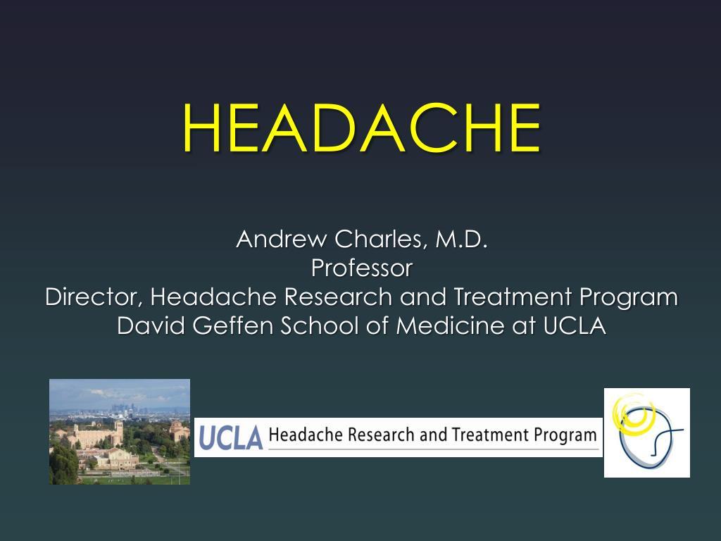 headache l.