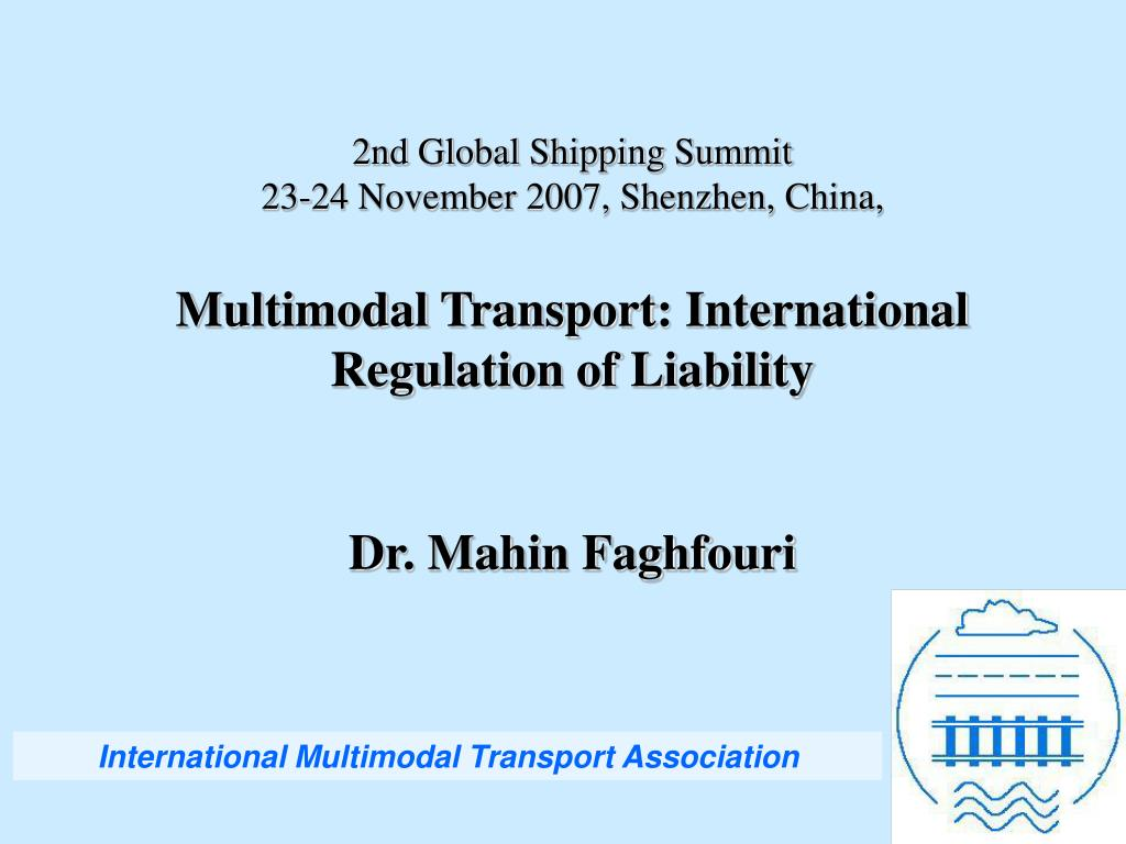 2nd Global Shipping Summit