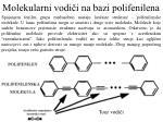molekularni vodi i na bazi polifenilena