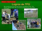 logros de tfg45