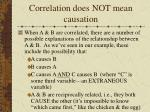 correlation does not mean causation58