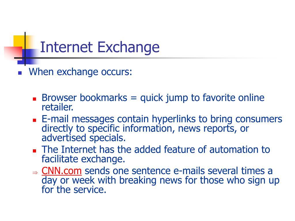 Internet Exchange