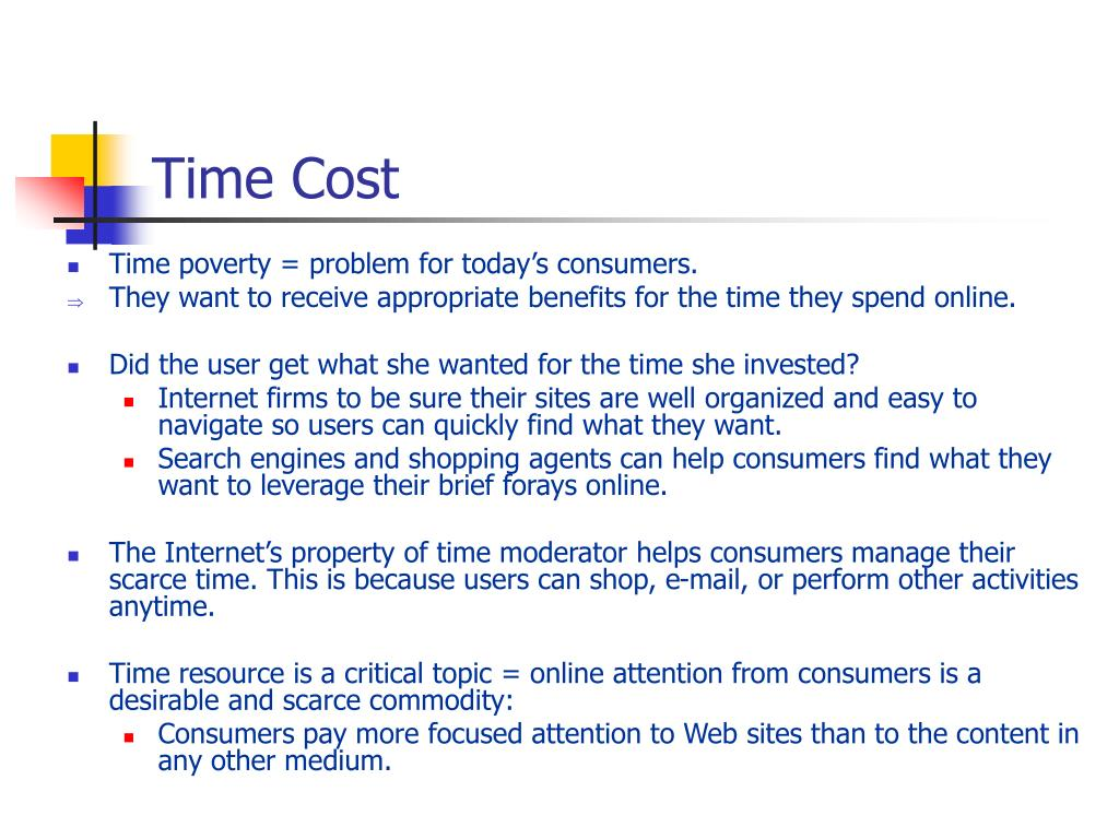 Time Cost
